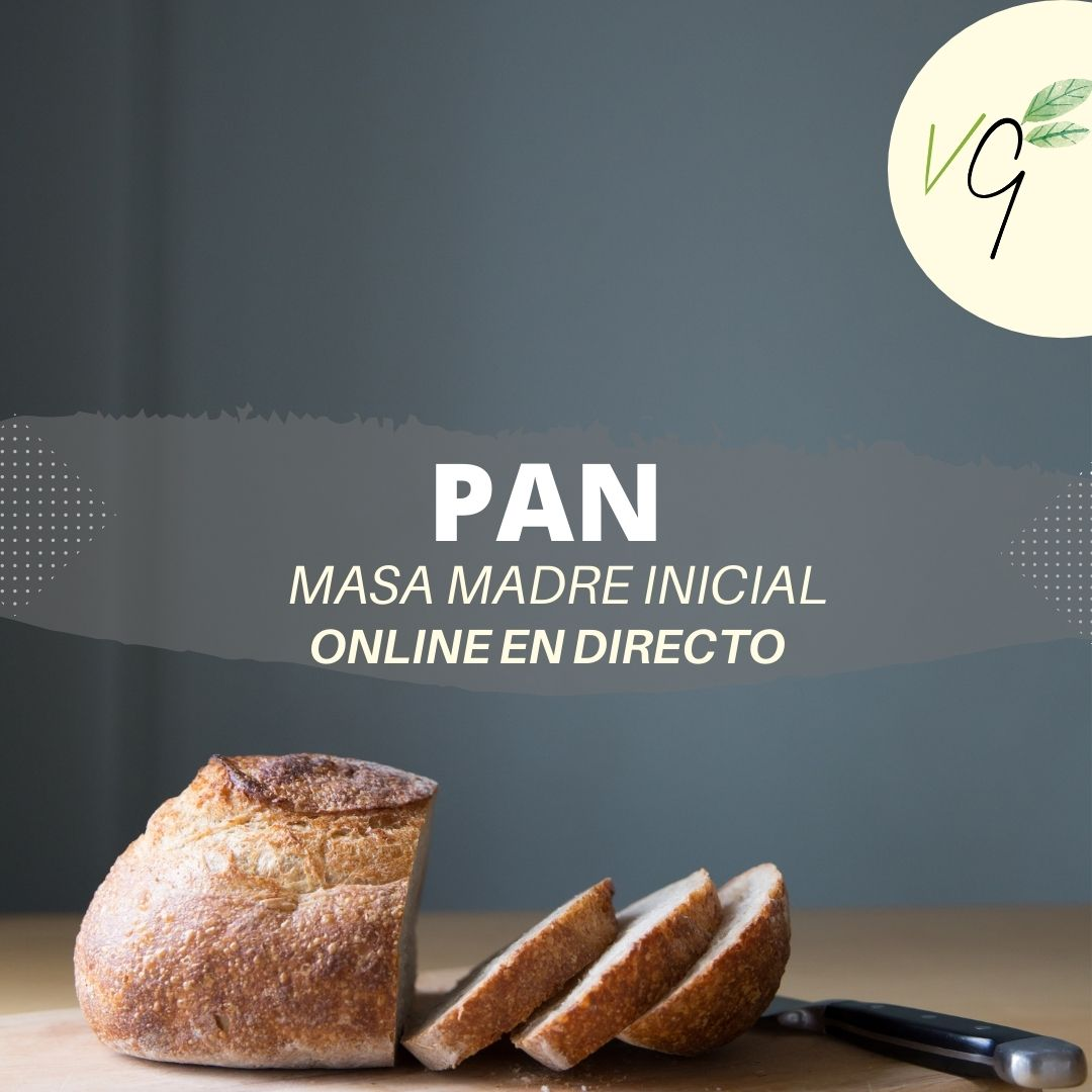 WORKSHOP Pan de masa madre inicial  dom 30 mayo 15 hrs. $12.000.- o usd 14